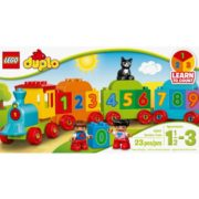 LEGO DUPLO My First Number Train 10847 1