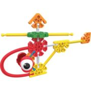 KID K'NEX – Zoomin' Rides Building Set – 65 Pieces – Ages 3 and Up Preschool Educational Toy 5