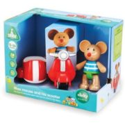 International Playthings ELC Toybox Max Mouse and his Scooter 2