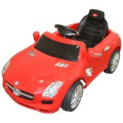 Costway RED MERCEDES BENZ 300SL AMG RC Electric Toy Kids Baby Ride on Car 3