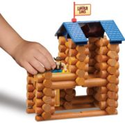 – Horseshoe Hill Station – 83 Pieces – Ages 3+ Preschool Education Toy, INCLUDES 83 PIECES – LINCOLN LOGS Horseshoe Hill Station contains 83 parts and.., By Lincoln Logs 3