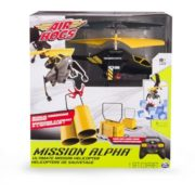 Air Hogs, Mission Alpha Ultimate Mission RC Helicopter – Black 3