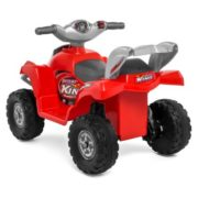 Kids Ride On ATV 6V Toy Quad Battery Power Electric 4 Wheel Power Bicycle 3