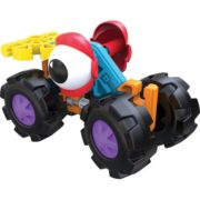 KID K'NEX – Zoomin' Rides Building Set – 65 Pieces – Ages 3 and Up Preschool Educational Toy 16
