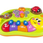 Toddler Educational Learning Machine Toy with Lights, Music Songs, Learning Stories and More 2