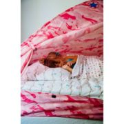 Pink Camo Bed Tent, Twin 4