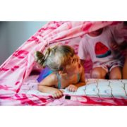Pink Camo Bed Tent, Twin 3