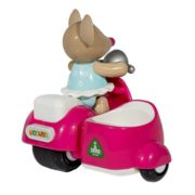 International Playthings ELC Toybox Martha Mouse and her Scooter 6
