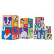 Melissa & Doug Mickey Mouse & Friends Nesting & Stacking Blocks Baby Toy 1