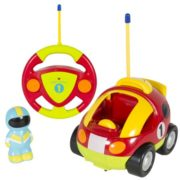 2 Channel Kids Beginner Remote Control Cartoon Racing Car Perfect Gift 1