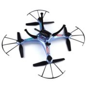 Cheerwing Syma X5HW-I FPV 2.4Ghz 4CH RC Headless Quadcopter Drone UFO with Hover Function HD Wifi Camera, Blue 5