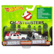 Ghostbusters ECTO-1 and ECTO-2 Vehicles 2