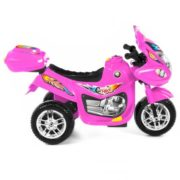 Kids Ride On Motorcycle 6V Toy Battery Powered Electric 3 Wheel Power Bicycle 2