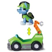 Paw Patrol Mission Paw- Rocky's Repair Cart- Figure and Vehicle 3