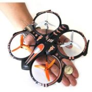 RC 4-Channel 2.4GHz Stunt Drone Quadcopter with 360 Flip 6