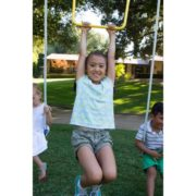 Sportspower Spring Breeze Me and My Toddler Swing Set 3