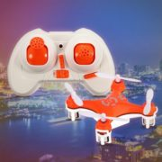 CX-10 6-Axis Quadcopter Mini Flying Drone Toy With LED Lights 1