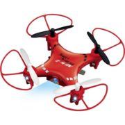 Swift Stream Z-4CV 4Hz 5-Channel RC Mini Drone with 6-Axis Gryo and 0.3MP Camera, Red 1
