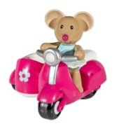 International Playthings ELC Toybox Martha Mouse and her Scooter 3
