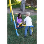Sportspower Super 10 Me and My Toddler Swing Set 5