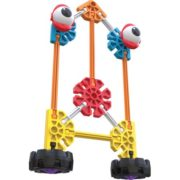 KID K'NEX – Zoomin' Rides Building Set – 65 Pieces – Ages 3 and Up Preschool Educational Toy 11