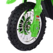 Costway Kids Ride On Motorcycle with Training Wheel 6V Battery Powered Electric Toy 4
