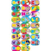 MasterPieces Learning Game of Alphabet – 52 Pairing Piece Kids Puzzle 2