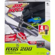 Air Hogs Axis 200 RC Helicopter with Batteries, Blue 1
