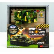 Cheerwing 1:72 Radio Remote Control Mini RC German Tiger I Panzer Tank with Sound, Rotating Turret (Vary Colors) 7