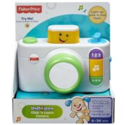 Fisher-Price Laugh & Learn Click 'n Learn Camera 6
