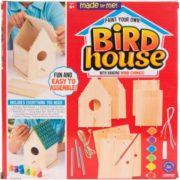 Made by Me Bird House with Wind Chimes Kit by Horizon Group USA 4