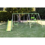 Sportspower Spring Breeze Me and My Toddler Swing Set 1