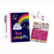Just My Style Light-Up Diary Kit by Horizon Group USA 1