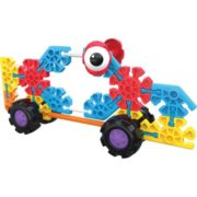 KID K'NEX – Zoomin' Rides Building Set – 65 Pieces – Ages 3 and Up Preschool Educational Toy 10