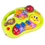 Toddler Educational Learning Machine Toy with Lights, Music Songs, Learning Stories and More 1