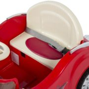 Ride on Car RC Classic Car Remote Control Electric Battery Power – Red 5