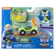 Paw Patrol Mission Paw- Rocky's Repair Cart- Figure and Vehicle 4
