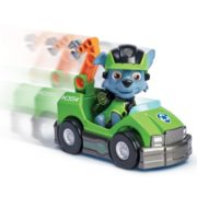 Paw Patrol Mission Paw- Rocky's Repair Cart- Figure and Vehicle 2