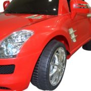 Costway RED MERCEDES BENZ 300SL AMG RC Electric Toy Kids Baby Ride on Car 5