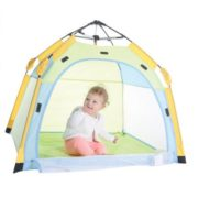 One Touch Lil' Nursery Tent 1