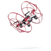 Air Hogs – Hyper Stunt Drone – Unstoppable Micro RC Drone – Red 2