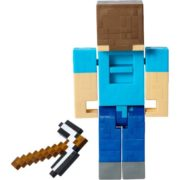Minecraft Basic Action Figures Series 1 – Steve with Pickaxe 2