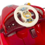 Ride on Car RC Classic Car Remote Control Electric Battery Power – Red 3