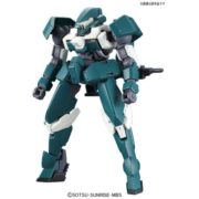 """""""HG IBO Julieta's Mobile Reginlaze """"""""Gundam IBO"""""""", Building Kit (1/144 Scale), Also comes with antennae parts to create commander version. By Bandai Hobby"""" 1"""