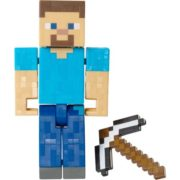 Minecraft Basic Action Figures Series 1 – Steve with Pickaxe 1
