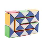 Snake Magic 3D Cube Game Puzzle Twist Toy Party Travel Family Child Gift 1