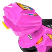 Kids Ride On Motorcycle 6V Toy Battery Powered Electric 3 Wheel Power Bicycle 3