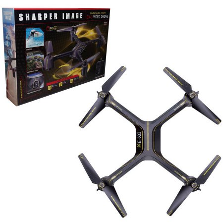 Sharper Image Dx 3 144 Large Drone With Camera My First Toys