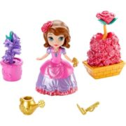 """""""Disney Sofia the First 3″"""" Doll and Magic Garden"""" 2"""