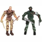 The Corps! Elite® Faction Face-Off! Action Figures 6 pc Carded Pack 1
